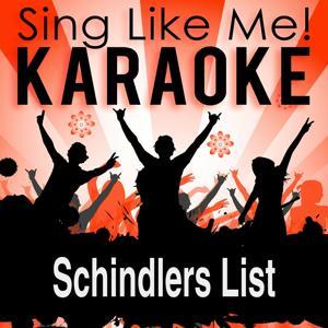 Schindlers List (Karaoke Version) (Originally Performed By John Williams)