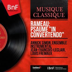 Rameau: Psaume