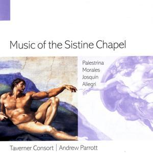 Music of the Sistine Chapel