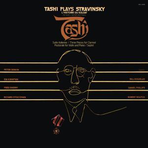 Tashi Plays Stravinsky