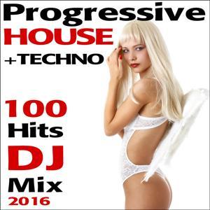 Progressive House + Techno 100 Hits DJ Mix 2016