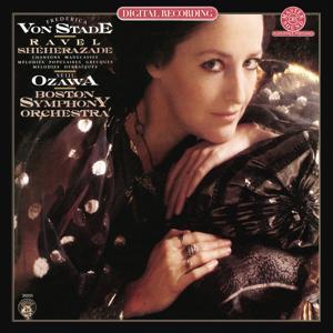 Frederica von Stade Sings Ravel