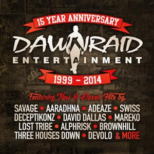 Dawn Raid Entertainment 15 Year Anniversary (1999 - 2014)