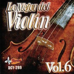 Lo Mejor Del Violin Volumen 6