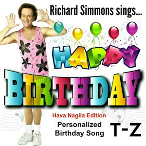 A Personalized Birthday Wish: Happy Birthday! (Hava Nagila Version), Vol. 13