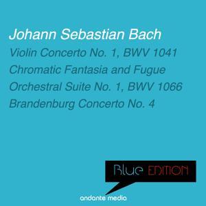 Blue Edition - Bach: Violin Concerto No. 1 & Brandenburg Concerto No. 4