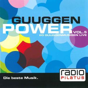 Guuggen Power, Vol. 5 (20 Guuggenmusigen Live)