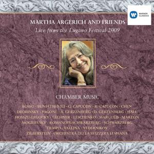 Martha Argerich and Friends Live from the Lugano Festival 2009