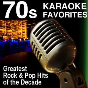 70s Karaoke Favorites: Greatest Rock and Pop Hits Of The Decade (70S Karaoke Favorites)