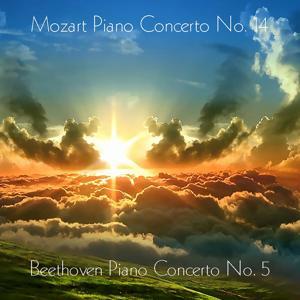 Mozart Piano Concerto No. 14 and Beethoven Piano Concerto No. 5