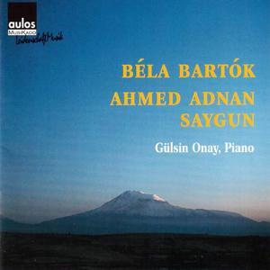 Bartok -  Saygun: Piano Works