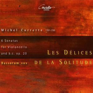 Les délices de la solitude, Op. 20