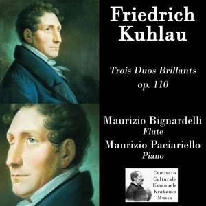Kuhlau: 3 Duos brillants, Op. 110