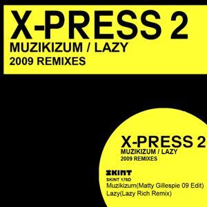 Muzikizum / Lazy 2009 Remixes
