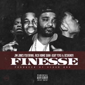 Finesse (feat. Rich Homie Quan, A$AP Ferg & Desiigner) - Single