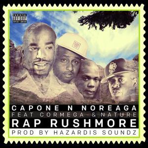 Rap Rushmore (feat. Cormega & Nature) - Single