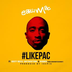 #LikePac (feat. Dusty Mcfly, SayItAintTone, Big Quis) - Single