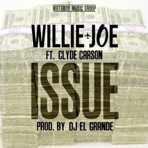 Issue (feat. Clyde Carson) - Single