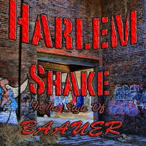 Harlem Shake (In The Style Of BAAUER) - Single