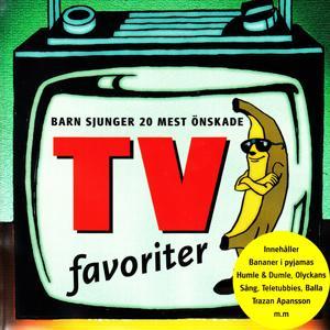 Barn sjunger 20 mest önskade TV-favoriter
