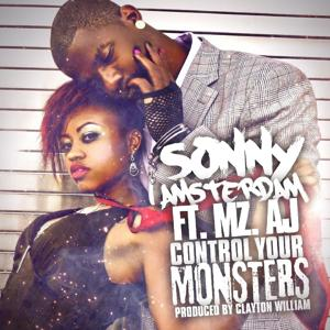 Control Your Monsters (feat. MZ AJ) - Single