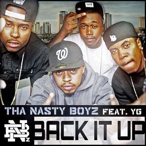 Back It Up (feat. YG) - Single