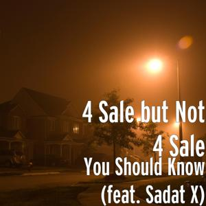 You Should Know (feat. Sadat X)