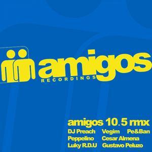 Amigos10 The Remixes