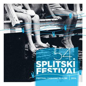 Festival Zabavne Glazbe - Split 2014