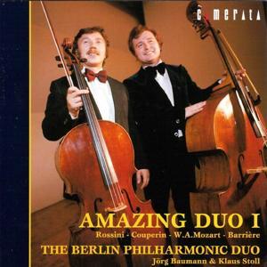 Amazing Duo I: The Berlin Philharmonic Duo