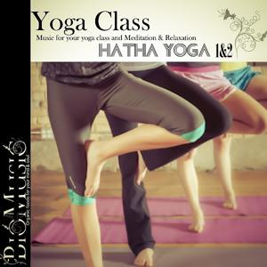 Yoga Class: Music for Your Yoga Class and Meditation & Relaxation - Hatha Yoga, Pt.1 & Pt. 2