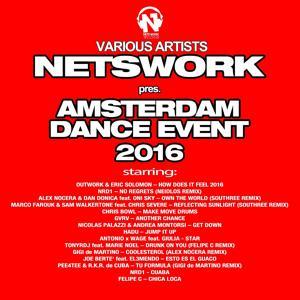 Netswork Pres. Amsterdam Dance Event 2016