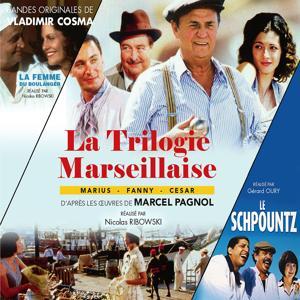 La trilogie marseillaise : Marius - Fanny - César / La femme du boulanger / Le schpountz