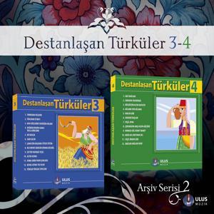 Destanlaşan Türküler, Vols.3,4