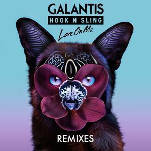 Love On Me Remixes