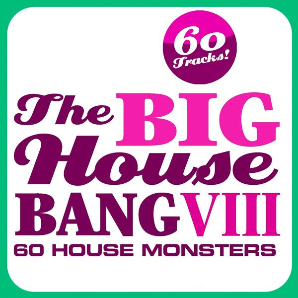 Various Artists - THE BIG HOUSE BANG!, Vol. 8 - 60 House Monsters