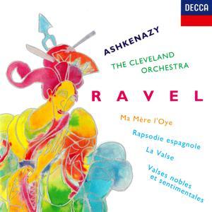 Ravel: Rapsodie espagnole; La Valse; Ma mère l'oye; Valses nobles et sentimentales