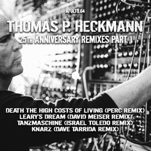 25th Anniversary Remixes, Pt. 1