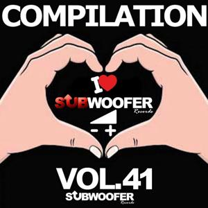 I Love Subwoofer Records Techno Compilation, Vol. 41