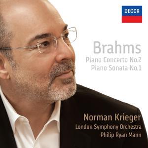 Brahms: Piano Concerto No. 2 / Piano Sonata No. 1