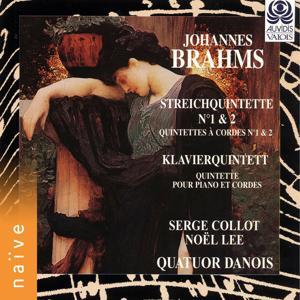 Brahms: String Quintet Nos. 1, 2 & Piano Quintet
