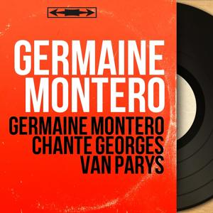 Germaine Montero chante Georges Van Parys
