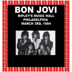 Ripley's Music Hall, Philadelphia, March 3rd, 1984