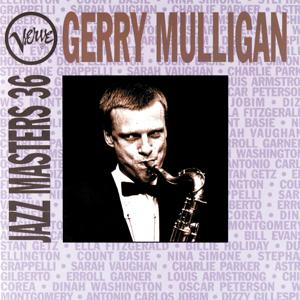 Jazz Masters 36:  Gerry Mulligan