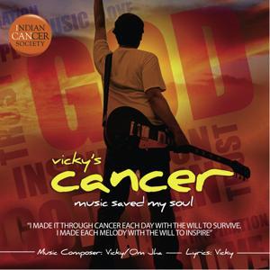 Vicky's Cancer - Music Saved My Soul