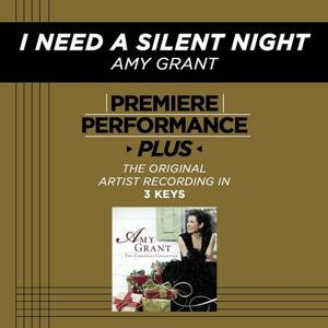 I Need a Silent Night (Performance Tracks) - EP