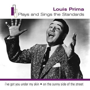 Louis Prima Plays The Standards