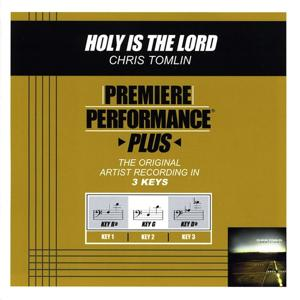 Holy Is The Lord (Performance Tracks) - EP