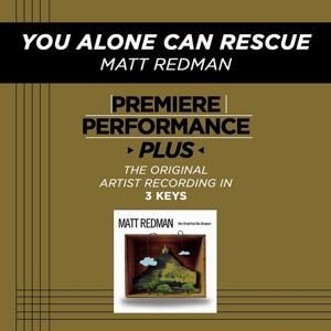 You Alone Can Rescue (Performance Tracks) - EP