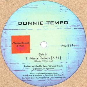 Donnie Tempo E.P.